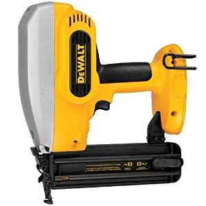 DEWALT Bare-Tool DC608B 18-Volt Cordless 2-Inch 18 Gauge Brad Nailer (Tool Only, No Battery)