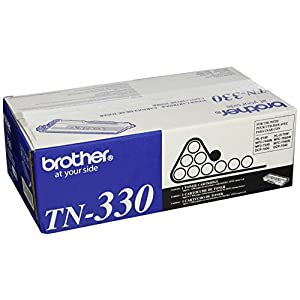 Brother TN330 Black Toner Cartridge - Retail Packaging