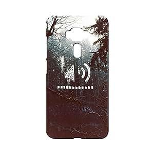 BLUEDIO Designer Printed Back case cover for Asus Zenfone 3 (ZE552KL) 5.5 Inch - G5618
