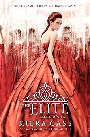 The Elite (Selection, #2) by Kiera Cass ePUB MOBI PDF