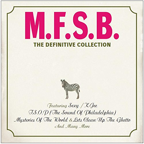CD : M.F.S.B. - Definitive Collection (2PC)