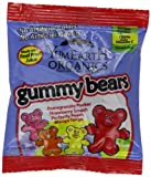 YumEarth Gummy Bears, Pack of 50 (.7 Ounce Each)
