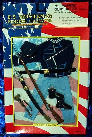 Buy Low Price Formative International US SERVICEMAN MEMORIAL COLLECTION CIVIL WAR 1861-1865 SGT MAJ CAVALRY Figure (B000W4UQJ4)