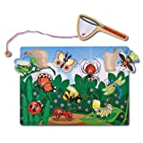 Melissa & Doug Bug-Catching Magnetic Puzzle Gameby Melissa&Doug