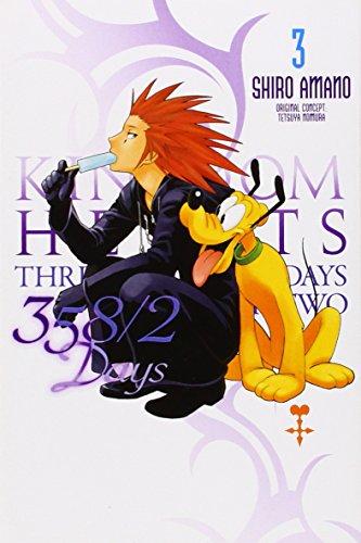 Kingdom Hearts 358/2 Days, Vol. 3 - manga (Kingdom Hearts 2 Manga compare prices)