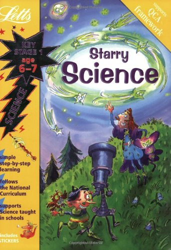 Magical Topics - Science Ages 6-7 (Letts Magical Topics)