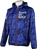 (ルコックスポルティフゴルフ)Le Coq Sportif/Golf Collection ゴルフ ウインドブレーカー(ウエ) QG6344 M211 M211シーキャプテン M