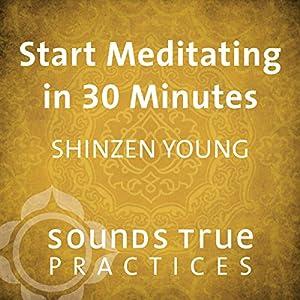 Start Meditating in 30 Minutes Speech