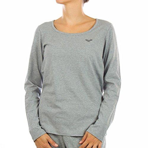 arena -  T-shirt - Donna grigio Small