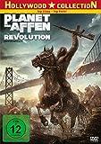 DVD Cover 'Planet der Affen - Revolution