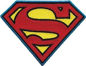 C&D Visionary Inc. Application Superman Logo Patch