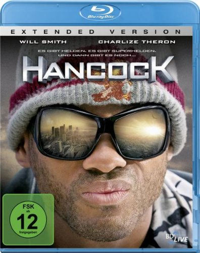 Hancock - Extended Version [Blu-ray]
