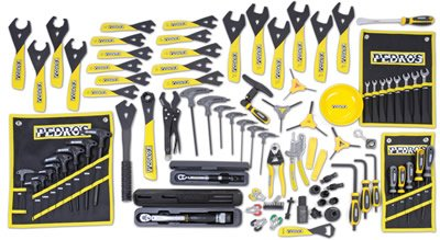Pedro's Master Bench Tool Kit 2.1