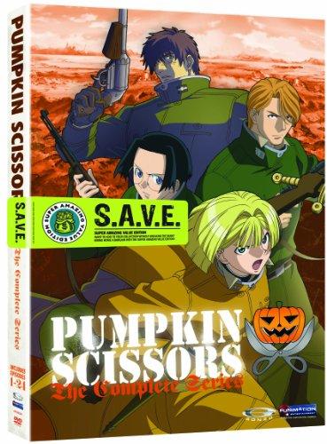パンプキン・シザーズ -Pumpkin Scissors- DVD-BOX(全24話収録) 北米版 日本語音声可
