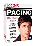 Al Pacino - And Justice For All/Scent Of A Woman/Carlito's Way/Sea Of Love/Scarface/Two For The Money [DVD]