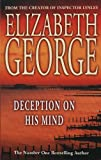 Deception on His Mind (0340688823) by George, Elizabeth