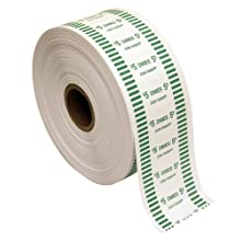 The Coin-Tainer Co. Automatic Coin Wrapper Roll, Dime, 1000 feet (50010)