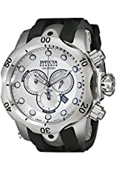 Invicta Men's F0004 Reserve Collection Venom Chronograph Watch