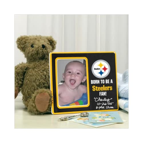 Amazon.com : Pittsburgh Steelers Baby Picture Frame