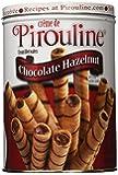 Creme De Pirouline Choc Hazelnut Cookies-32 oz