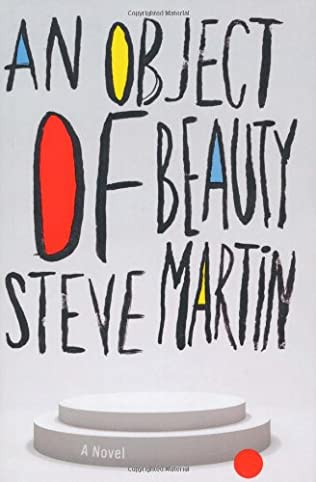 book cover of An Object of Beauty