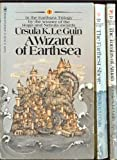 img - for Ursula K. LeGuin Vintage Set (3 Paperback Books): The Farthest Shore + A Wizard of Earthsea + The Tombs of Atuan (Earthsea: Trilogy) book / textbook / text book