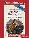 img - for No Place for Love (Harlequin Presents) book / textbook / text book