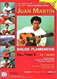img - for Mel Bay Play Solo Flamenco Guitar with Juan Martin, Vol. 2 + CD and DVD book / textbook / text book