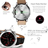 LEMFO-LEM5-Smart-Watch-Android-51-MTK6580-Quad-Core-1GB8GB-3G-WIFI-GPS-Heart-Rate-Monitor-Cell-Phone-Smartwatch-for-Anrioid-iOS-Silver
