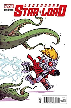 Skottie Young Baby Variant Guardians of the Galaxy Comic – 2014