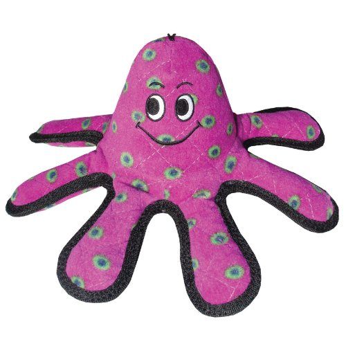 Tuffy's LIL Oscar Sea Creature's Dog Toy