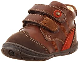 Primigi Alonso-E 7040177 First Walker (Infant/Toddler),Marrone,20 EU (4-4.5 M US Toddler)