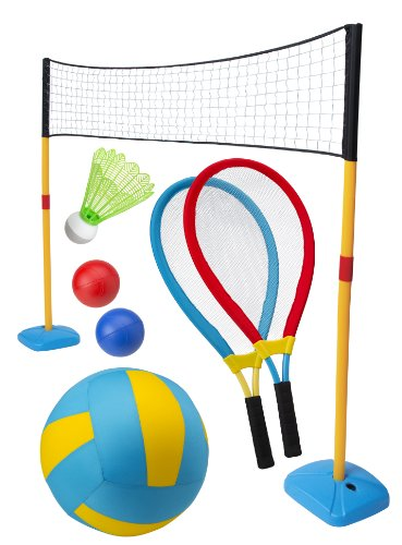 Active Play Gigantic 3 in 1 Net Set with Oversized Accessories