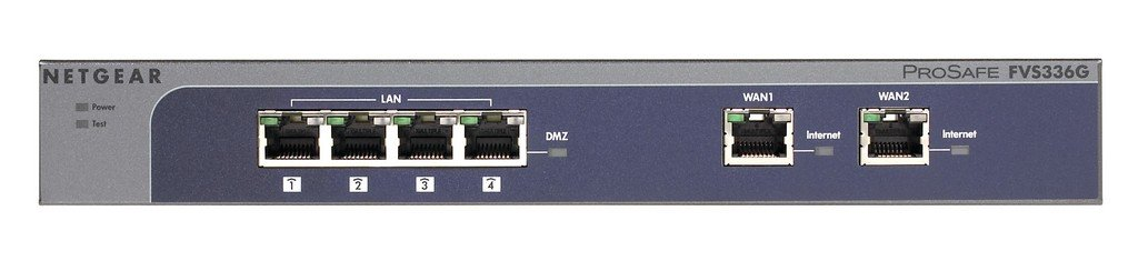 Firewall hardware NETGEAR PROSAFE FVS336GV2 GRIS