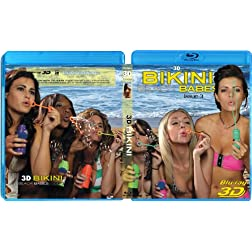 3D Bikini Beach Babes Issue #3 [Blu-ray 3D]