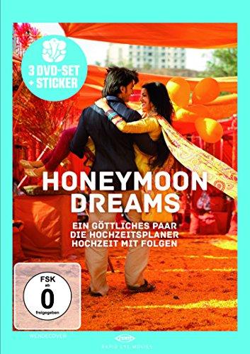 Honeymoon Dreams [3 DVDs]