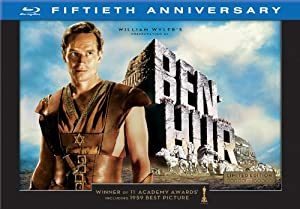 Ben-Hur (50th Anniversary Ultimate Collector's Edition) [Blu-ray] (Bilingual)