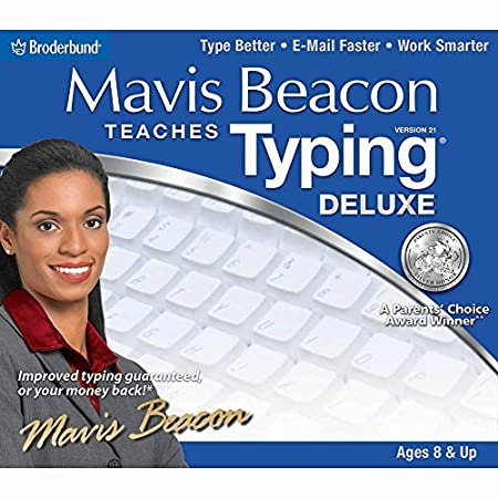 Mavis Beacon Teaches Typing 21 Deluxe [Download]