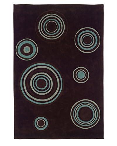 Linon Home Décor Trio Collection Rug