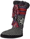 Muk Luks Women's Grace Folklore Slouch Boot