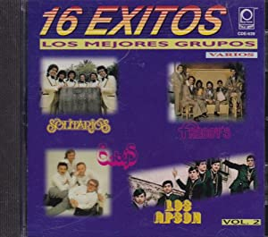 Solitarios - 16 Exitos Los Mejores Grupos: Varios - Amazon.com Music