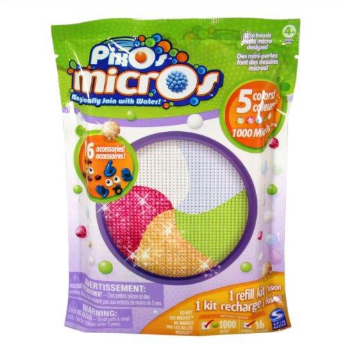Pixos Micros Theme Refill - Flowers