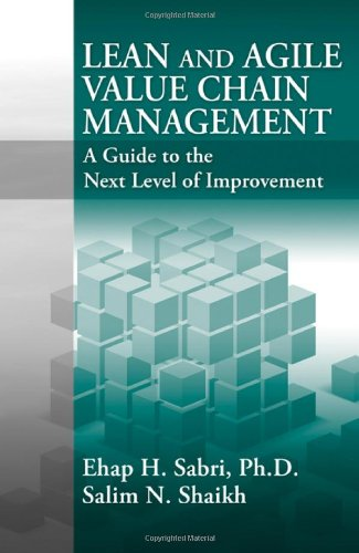 Lean and Agile Value Chain Management: A Guide to the...