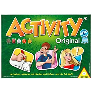 Activity cover