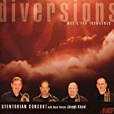 : Diversions (Music for Trombone)