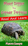 Meet Digger The Gopher Tortoise, Read And Learn!