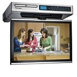 Venturer KLV3915 15.4-Inch Undercabinet Kitchen LCD TV/DVD Combo by Venturer