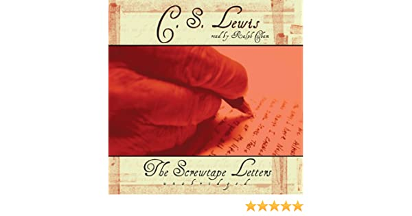 buy the screwtape letters book online at low prices in india the screwtape letters reviews ratings amazonin