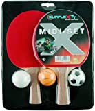 sunflex sport Tischtennis-Set MIDI