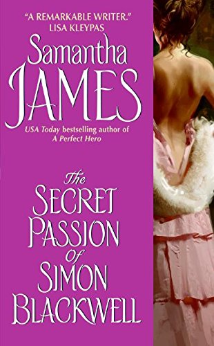 Image of The Secret Passion of Simon Blackwell (Avon Historical Romance)